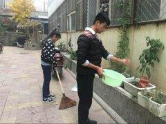财政xi16.4ban组zhi志愿者活dong